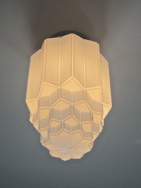 Unique Antique Art Deco Lighting In The